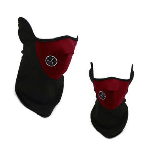 Polar Fleece Outdoor Sport Veil Dust Prevention Mask (AM029) pictures & photos