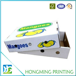 Custom Made Full Color Printed Carton Banana Boxes pictures & photos