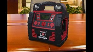 New Style of Multifunction Jump Starter with LCD Display pictures & photos