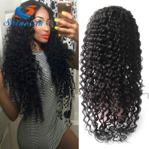 Wholesale Lace Full Front Human Hair Lace Wig Virgin Hair Wig pictures & photos