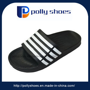 Cheap Wholesale Adult Sandals Stock in Rubber/PE pictures & photos