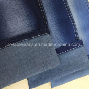 7.7 Oz Stretch Denim Fabric for Jeans (KL109) pictures & photos