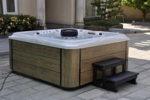 7 People Surf Jet Outdoor Acrylic Spabad Hot Tub pictures & photos
