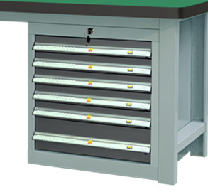 Anti-Static Working-Bench with Drawer Fy-826r pictures & photos