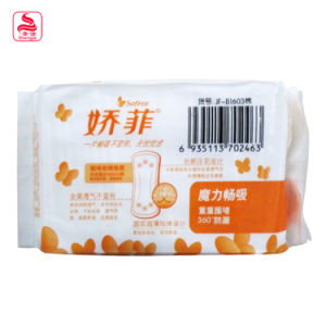 Best Price Leakproof Breathable Woman Us Cotton Sanitary Pad pictures & photos