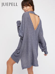 Open Back and Oversize Sweatshirt pictures & photos
