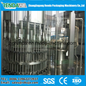 Pure Water Washing Filling Capping 3-in-1 Machine Simens PLC pictures & photos