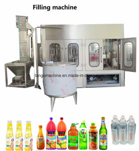 Complete Turn-Key Fruit Apple Tomatic Juice Extractor Beverage Bottling Packing Production Line pictures & photos