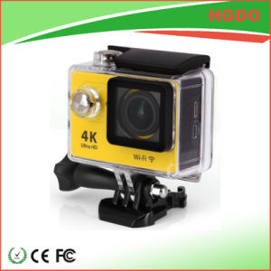 Best 4k Mini WiFi Digital Camera for Sport Waterproof 30m pictures & photos