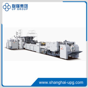 Fully Automatic Sheet-Feeding Paper Bag Making Machine (LQ1080S380) pictures & photos