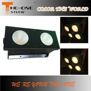 2 Eyes LED 200W COB Audience Blinder Stage Light pictures & photos