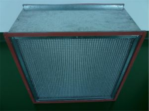 Ht250-350c High Temperature HEPA Filter for Spray and Drying Booth pictures & photos