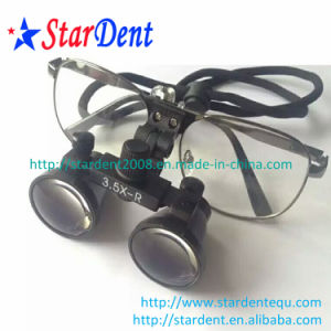 Glasses Frames 2.5/3.5X Magnification Binocular Surgical Loupes pictures & photos