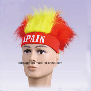 Personalised Colored Gifts Wigs Cap Hat for Sporting Lovers pictures & photos
