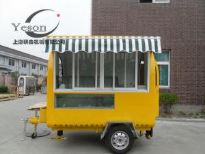 Outdoor Food Truck Cart Manufacturers Equipment Machine pictures & photos