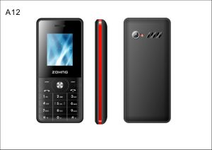"Cheapest Feature Bar Phone with Dual SIM 1.8"" Qvga Screen Mobile for Elderly People A12 pictures & photos"