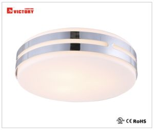 Modern Round Surface Mount Glass LED Ceiling Lamp pictures & photos