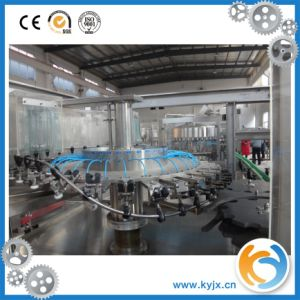 Glass Bottle Juice Filling Aluminum Capping Machine pictures & photos
