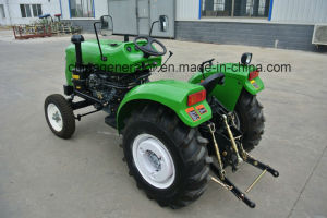 Suyuan Sy-350d 2WD Agricultural Farm Wheeled Tractor pictures & photos