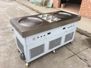 2017 Popular China Factory Supply New Products Thailand Fry Ice Cream Machine pictures & photos