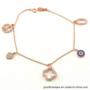 Fashion Bracelet with Silver Charms for Girl BT6587 pictures & photos