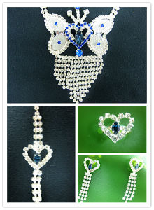 Fashion Wedding Necklace Set (YCN0057)