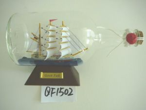 Bottle Ship (QF1502)