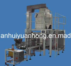 Automatic Granular Products Filling and Sealing Machine (VFFS-YH06) pictures & photos