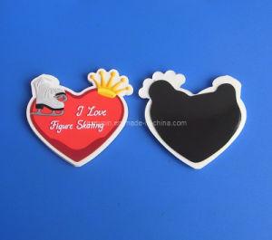 Custom 3D Soft PVC Fridge Magnet pictures & photos