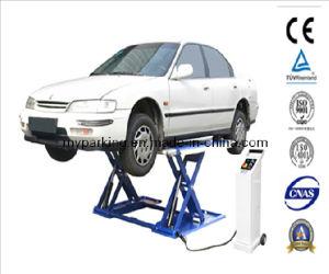 MID Mechanical Rise Scissor Car Lift for Sale