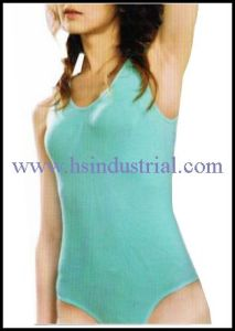 Girls Tight Seamless Bodysuit