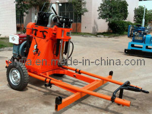 50m Depth Drilling Rig GY-50 Take Rock Sample