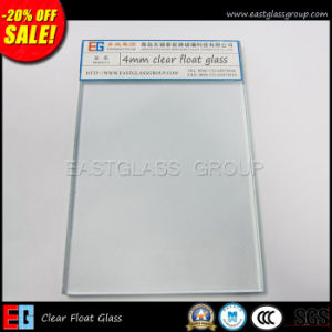3mm 4mm 5mm 6mm 8mm Clear Float Glass (ON SALE NOW) pictures & photos