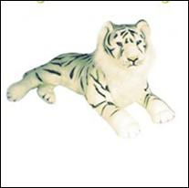 Plush Toy Tiger (ER147)