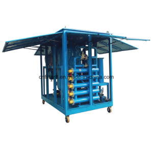 Used Transformer Oil Insulating Oil Capacitor Oil Filtering Machine (ZYD-100) pictures & photos
