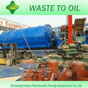 Scrap Wire From Tyre Pyrolysis System (HY-10)
