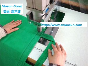 Manufacturer! Good Quality! Ultrasonic Non-Woven Bag Soldering Machine pictures & photos