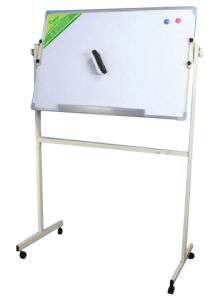 White Board with Flip Chart Stand