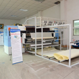 Yuxing Non-Shuttle Chain Stitch Shuttleless Quilting Machine for Mattress pictures & photos