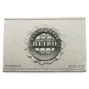 European Standard Wholesale Garment Leather Label pictures & photos