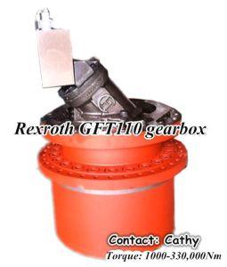 Rexroth Gft Planetary Gearbox Final Drive (GFT36 GFT60 GFT80 GFT110 GFT160)