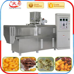 China Twin Screw Food Extruder Machine Manufacture pictures & photos