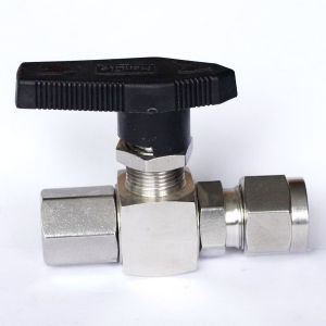 Stainless Steel Double Ferrule Compression Ball Valve