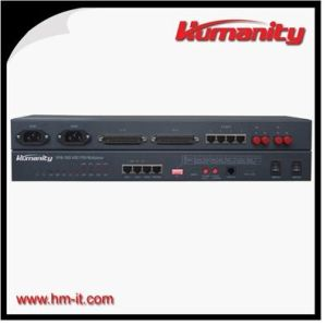 Humanity 4E1 PDH Multiplexer with Fiber 1+1, Power1+1