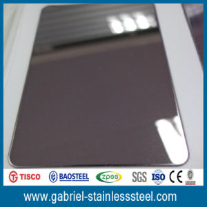 316 Color Coated Stainless Steel Sheet pictures & photos