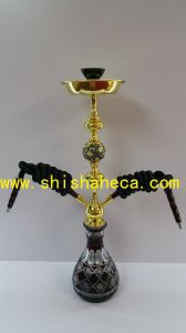 2016 Hot Sale Zinc Alloy Nargile Smoking Pipe Shisha Hookah pictures & photos