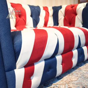 British Style Fabric Fashion Modern Sectional Sofa (MI) pictures & photos