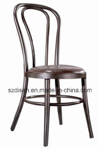 Aluminum Thonet Dining Chair with PU Seat (DS-M77A) pictures & photos