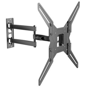 "Full Motion Vesa 400*400 TV Wall Mount for 32""-55 TV"