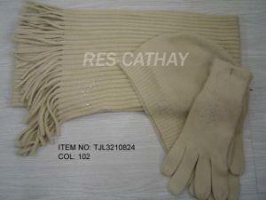 Warm Set-Scarf, Hat, Glove (TJL3210824)